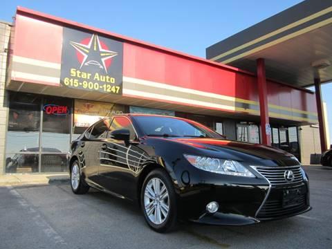 2015 Lexus ES 350 for sale at Star Auto Inc. in Murfreesboro TN