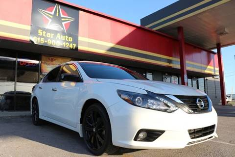 2017 Nissan Altima for sale at Star Auto Inc. in Murfreesboro TN