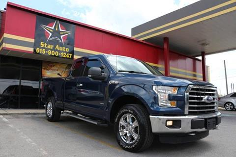 2015 Ford F-150 for sale at Star Auto Inc. in Murfreesboro TN