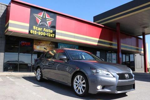 2013 Lexus GS 350 for sale at Star Auto Inc. in Murfreesboro TN
