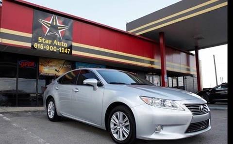 2014 Lexus ES 350 for sale at Star Auto Inc. in Murfreesboro TN