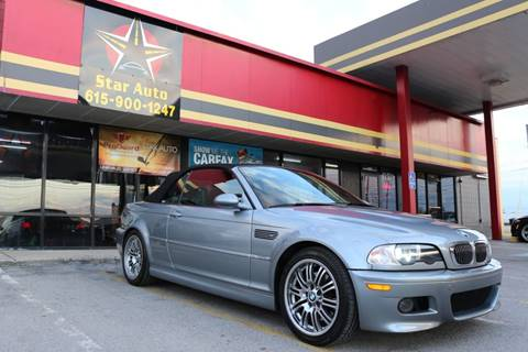 2003 BMW M3 for sale at Star Auto Inc. in Murfreesboro TN