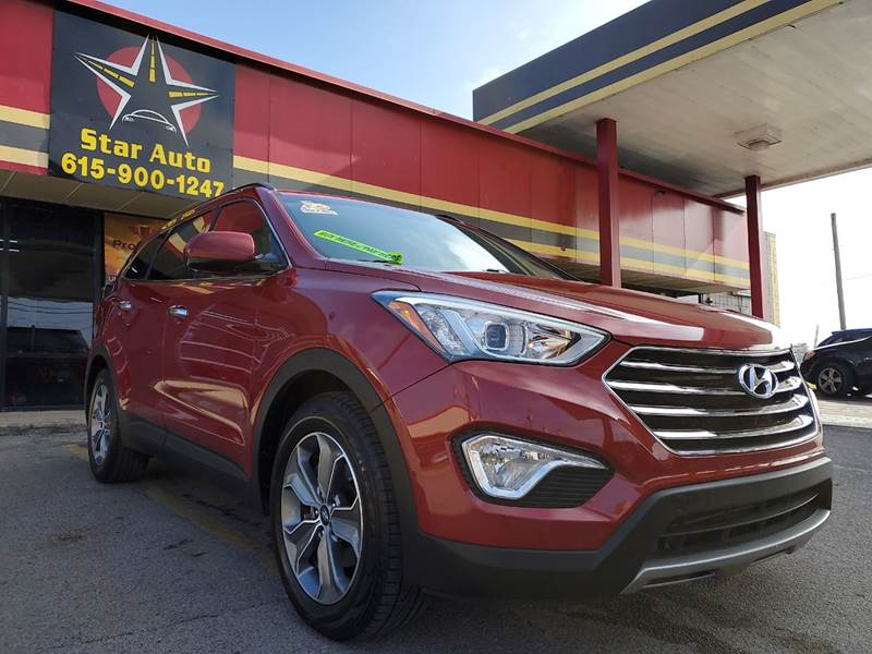 2016 Hyundai Santa Fe for sale at Star Auto Inc. in Murfreesboro TN