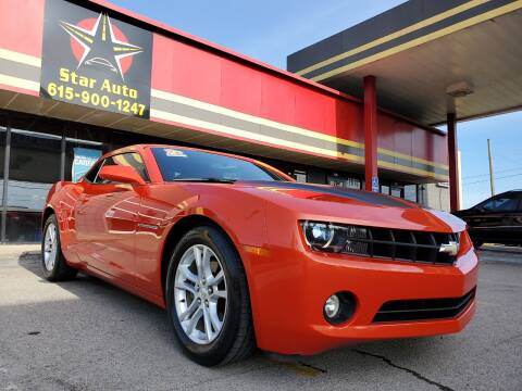 2012 Chevrolet Camaro for sale at Star Auto Inc. in Murfreesboro TN