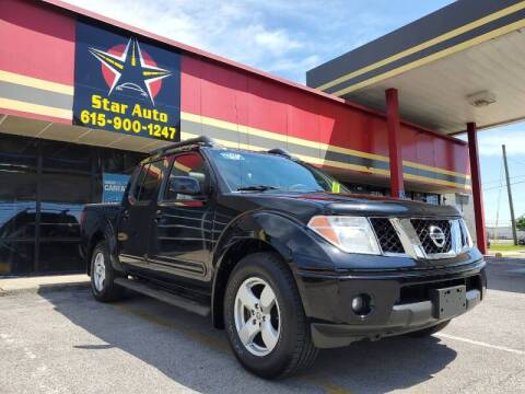 2006 Nissan Frontier for sale at Star Auto Inc. in Murfreesboro TN