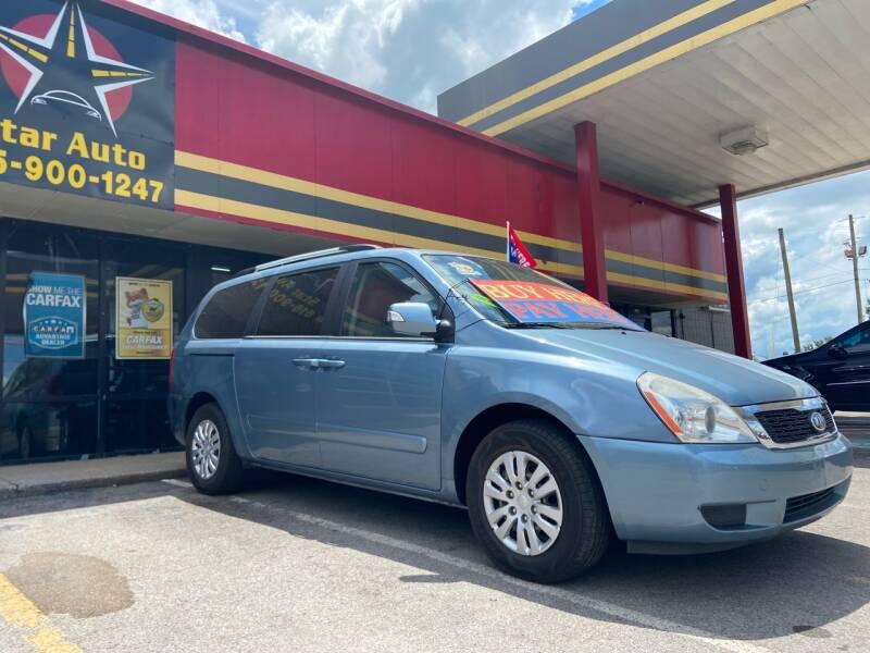 2012 Kia Sedona for sale at Star Auto Inc. in Murfreesboro TN