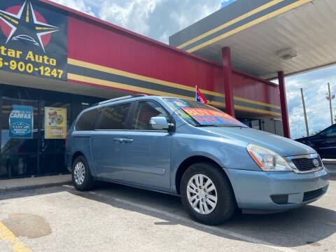 2012 Kia Sedona for sale at Star Auto Inc. in Murfreesboro TN