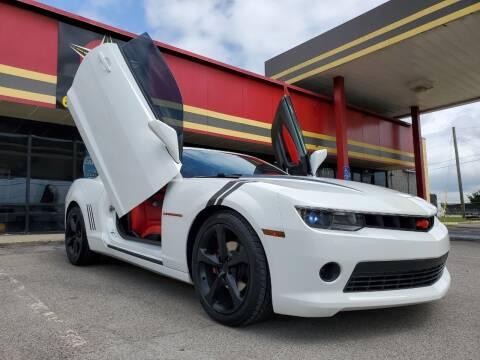 2014 Chevrolet Camaro for sale at Star Auto Inc. in Murfreesboro TN
