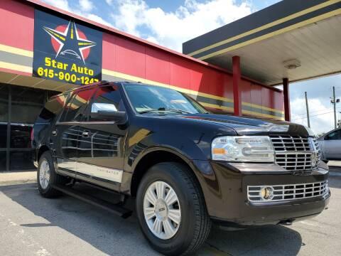 2014 Lincoln Navigator for sale at Star Auto Inc. in Murfreesboro TN