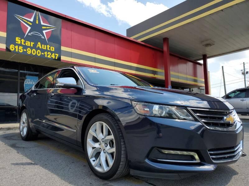 2016 Chevrolet Impala for sale at Star Auto Inc. in Murfreesboro TN