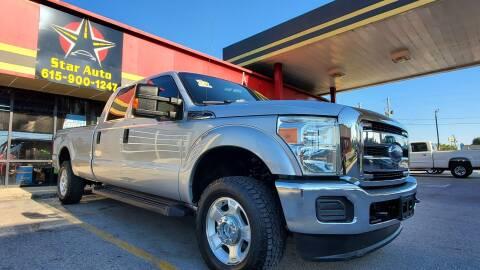 2015 Ford F-250 Super Duty for sale at Star Auto Inc. in Murfreesboro TN