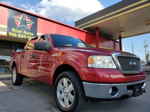 2007 Ford F-150 for sale at Star Auto Inc. in Murfreesboro TN