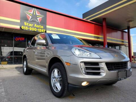2008 Porsche Cayenne for sale at Star Auto Inc. in Murfreesboro TN