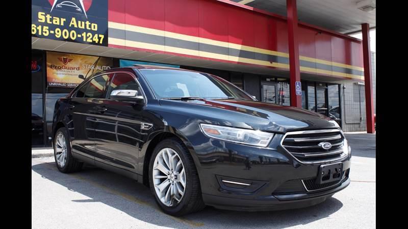 2013 Ford Taurus for sale at Star Auto Inc. in Murfreesboro TN