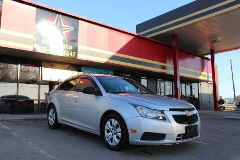 2012 Chevrolet Cruze for sale at Star Auto Inc. in Murfreesboro TN