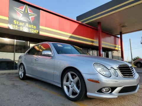 2009 Mercedes-Benz E-Class for sale at Star Auto Inc. in Murfreesboro TN