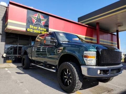 2008 Ford F-250 Super Duty for sale at Star Auto Inc. in Murfreesboro TN