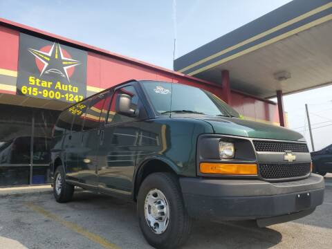 2012 Chevrolet Express Passenger for sale at Star Auto Inc. in Murfreesboro TN