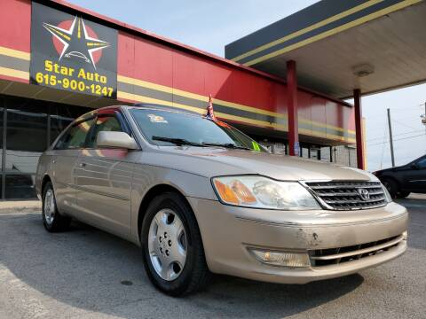 2004 Toyota Avalon for sale at Star Auto Inc. in Murfreesboro TN