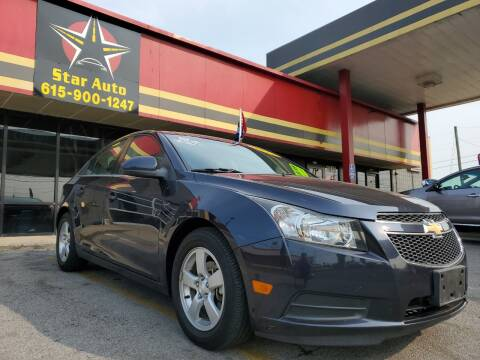 2014 Chevrolet Cruze for sale at Star Auto Inc. in Murfreesboro TN