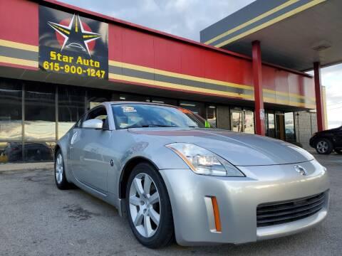 2004 Nissan 350Z for sale at Star Auto Inc. in Murfreesboro TN