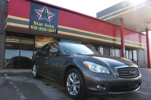 2011 Infiniti M37 for sale at Star Auto Inc. in Murfreesboro TN