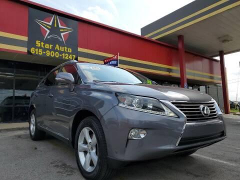 2014 Lexus RX 350 for sale at Star Auto Inc. in Murfreesboro TN