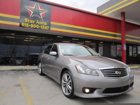 2009 Infiniti M35 for sale at Star Auto Inc. in Murfreesboro TN