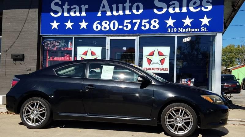 2008 Scion Tc Spec In Murfreesboro Tn Star Auto Inc