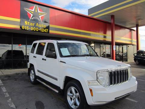 2008 Jeep Liberty for sale in Murfreesboro, TN