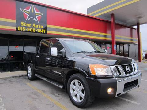 2011 Nissan Titan for sale at Star Auto Inc. in Murfreesboro TN