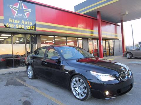 2008 BMW 5 Series for sale at Star Auto Inc. in Murfreesboro TN