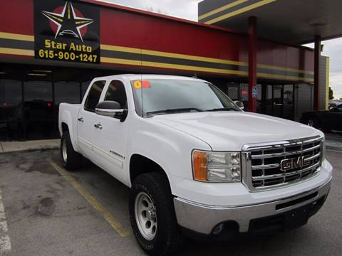 2009 GMC Sierra 1500 for sale at Star Auto Inc. in Murfreesboro TN