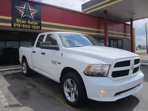 2014 RAM Ram Pickup 1500 for sale at Star Auto Inc. in Murfreesboro TN