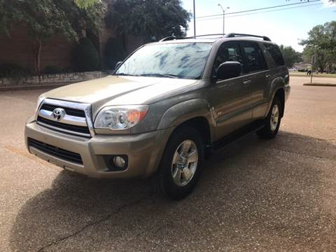 2008 Toyota 4Runner for sale in Tyler, TX