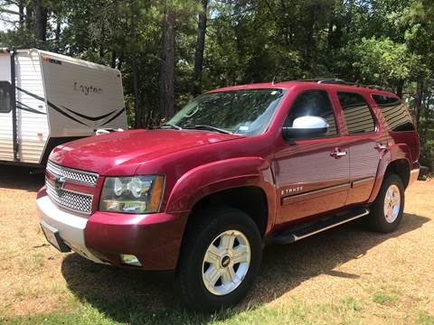 2007 Chevrolet Tahoe for sale at Russell Brothers Auto Sales in Tyler TX