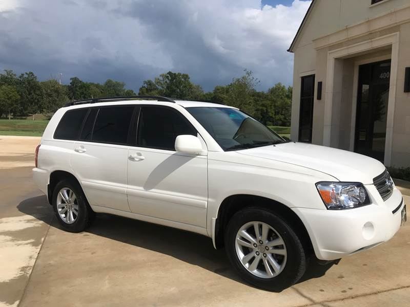 2006 Toyota Highlander Hybrid for sale at Russell Brothers Auto Sales in Tyler TX