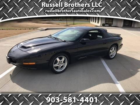 1995 Pontiac Firebird for sale in Tyler, TX
