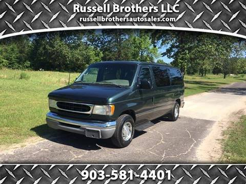 2001 Ford E-Series Wagon for sale in Tyler, TX