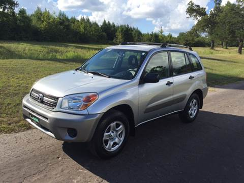 2004 Toyota RAV4 for sale in Tyler, TX