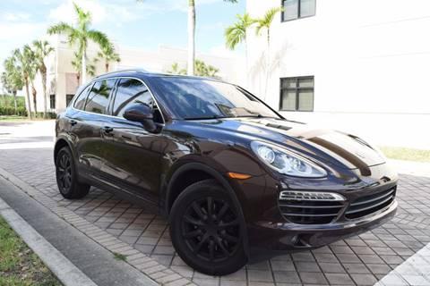 2014 Porsche Cayenne for sale in Royal Palm Beach, FL