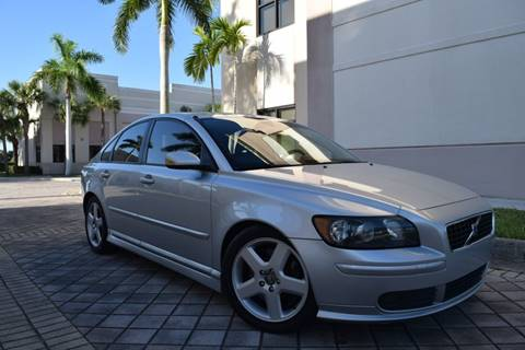 2005 Volvo S40 for sale in Royal Palm Beach, FL