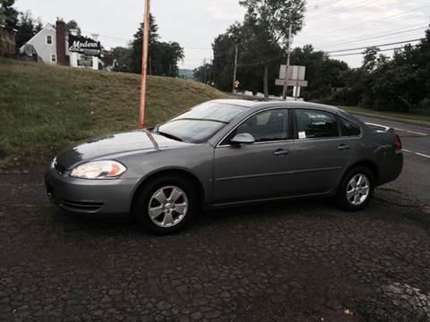 2007 Chevrolet Impala for sale in Vernon Rockville, CT