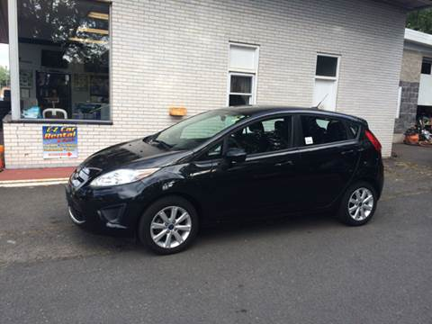 2011 Ford Fiesta for sale in Vernon Rockville, CT