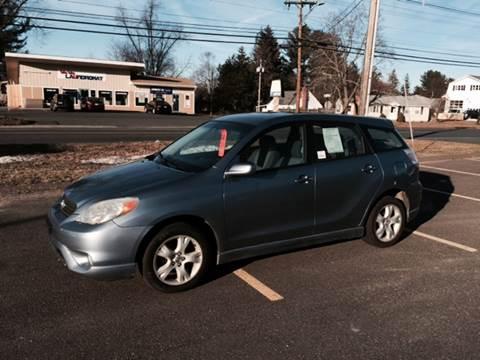 2005 Toyota Matrix for sale in Vernon Rockville, CT