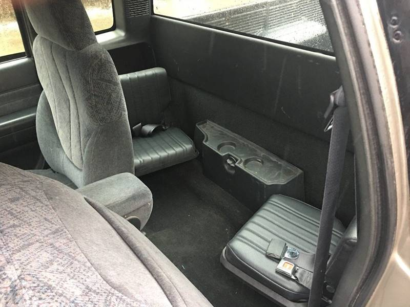 1999 GMC Sonoma 2dr SLS Sport Extended Cab SB - Newark NJ