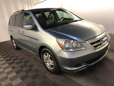 2006 Honda Odyssey for sale in Newark, NJ
