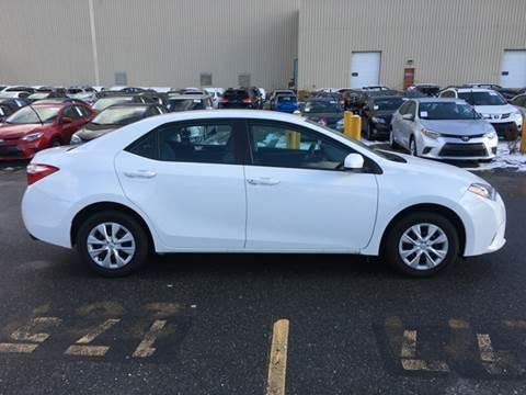 2014 Toyota Corolla for sale in Newark, NJ
