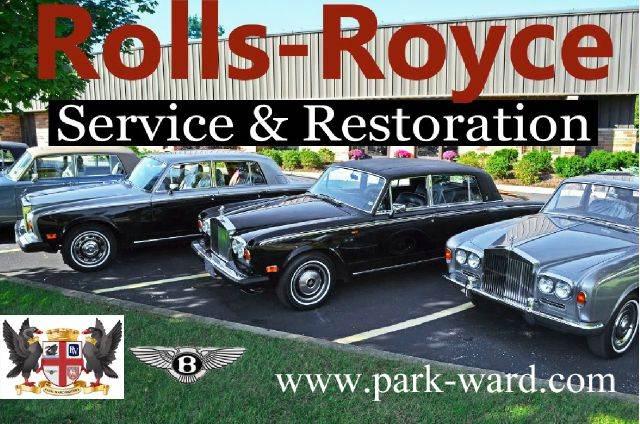 1973 Rolls-Royce Silver Shadow for sale at Park Ward Motors Museum - Park Ward Motors in Crystal Lake IL
