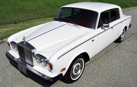 1977 Rolls-Royce Silver Shadow for sale at Park Ward Motors Museum - Park Ward Motors in Crystal Lake IL